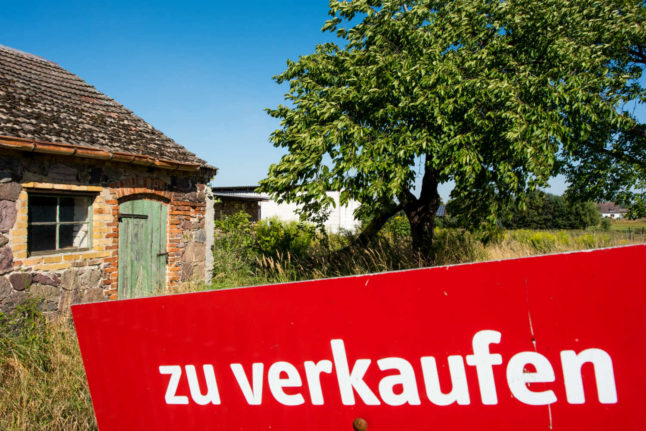 'Be patient': What you should know about buying property in Germany