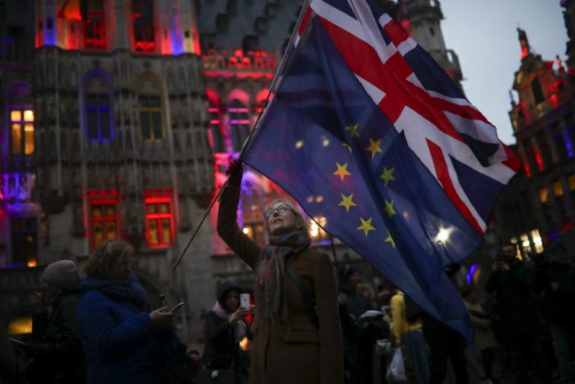 'Goodbye and good luck': How Germany is reacting to Brexit day