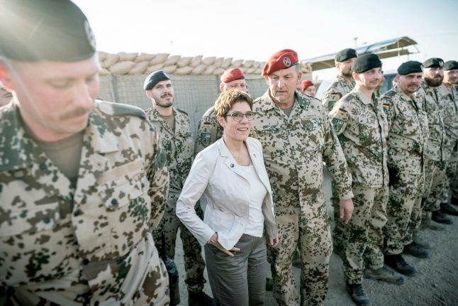 Update: Germany withdraws some troops from Iraq as tensions soar