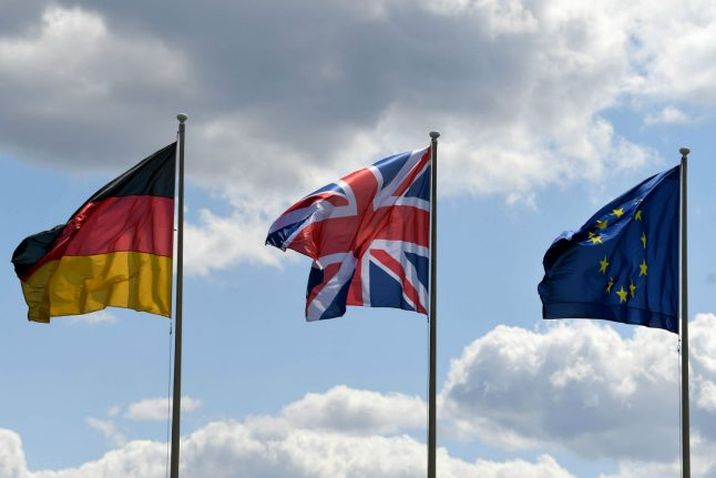 Can Brits still move to Germany after Brexit day?