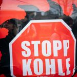 Activists stage protests in Germany as cabinet passes coal exit law