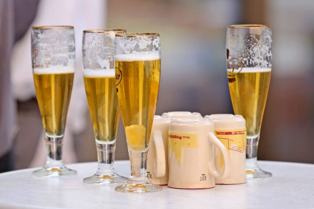 German beer prices to rise in 2020 as consumption sinks