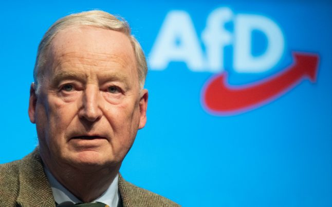 German far-right AfD leader faces tax evasion probe
