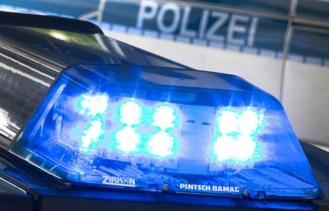 Woman, 33, dies after being shot during police operation in Berlin