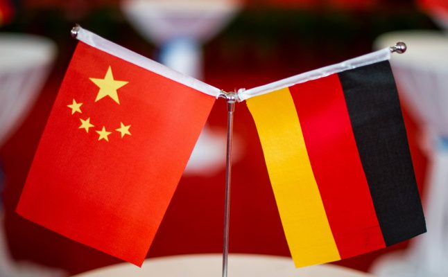 Germany investigates three suspects over 'spying for China'