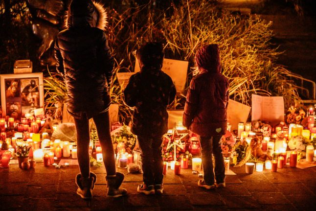 Update: Lanterns reportedly behind deadly New Year's Eve fire at German zoo
