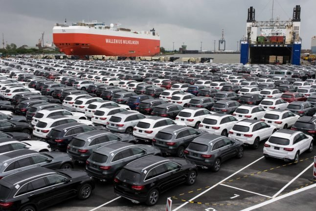 'The threat exists': Germany confirms possibility of higher European car tariffs from US