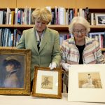 Germany returns famous artwork looted by Nazis