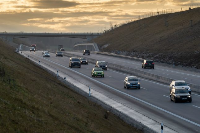 Germany's biggest automobile club 'no longer against' speed limit on Autobahn