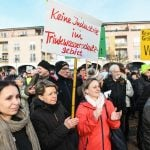 Protests as Tesla receives approval for factory purchase near Berlin