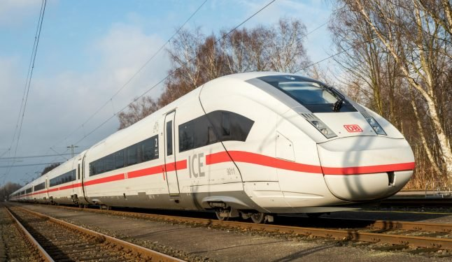 Deutsche Bahn rejects 25 Bombardier trains over 'manufacturing defects'