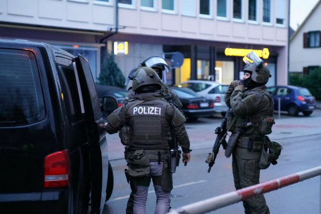 Update: German far-right group 'planned Christchurch-style mosque attacks'