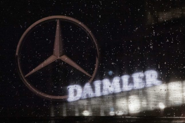 Germany: Further Mercedes recalls likely as 'Dieselgate' scandal continues
