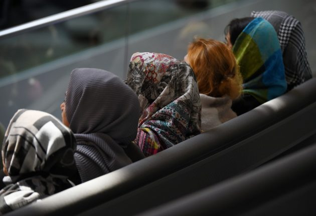 Germany upholds headscarf ban for trainee Muslim lawyers