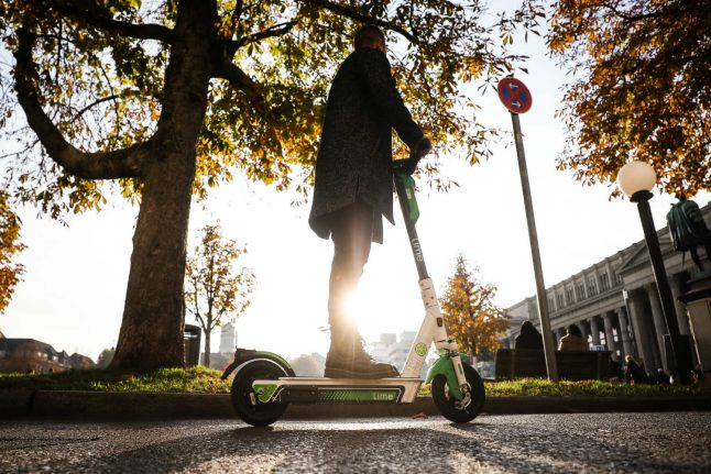 German e-scooter startups band together over proposed restrictions
