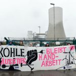'Just the beginning': Protesters occupy disputed German coal mine