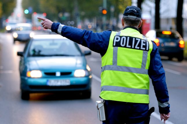 Driving in Germany: What are the offences that can cost you points on your licence?