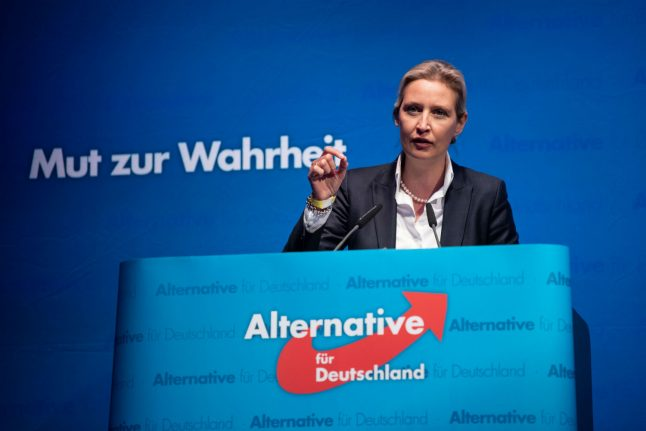 Germany: Man leaves €7-million fortune to cash-strapped AFD