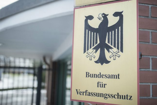 Update: Police raid far-right group in six German states over 'attack plans'