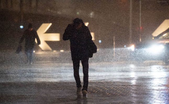 Stormy weather continues across Germany