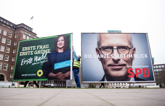 What can we expect from Hamburg's state elections on Sunday?