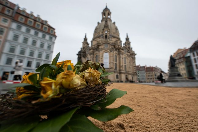 Germany commemorates 75 years since Dresden's destruction