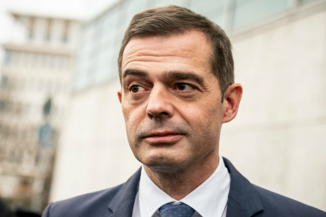 Head of Merkel's CDU in Thuringia steps down over far-right crisis