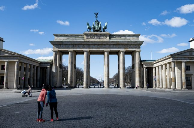 'You must carry ID': Berlin orders strict coronavirus restrictions on daily life