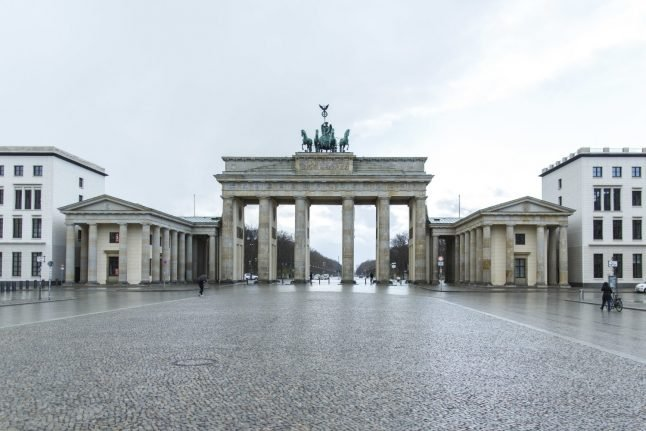 IN PICS: Here's what Germany looks like during the coronavirus outbreak