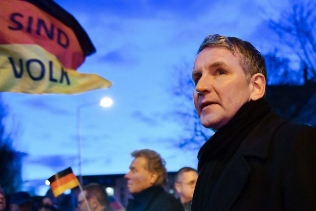 Germany surveils far-right 'Flügel' faction as fight against extremism stepped up