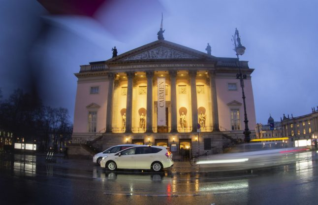 UPDATE: Berlin cancels large cultural events over coronavirus fears