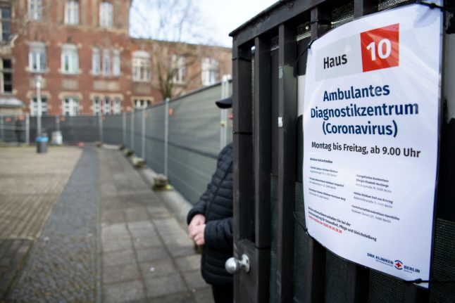 UPDATE: Coronavirus cases in Germany top 2,500 as death toll rises to five