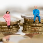 How much do women in Germany earn compared to men?