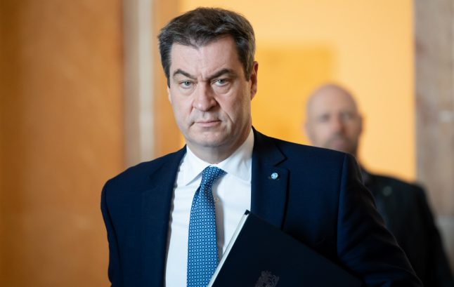 UPDATE: Bavaria and Saarland become first German states to impose lockdowns