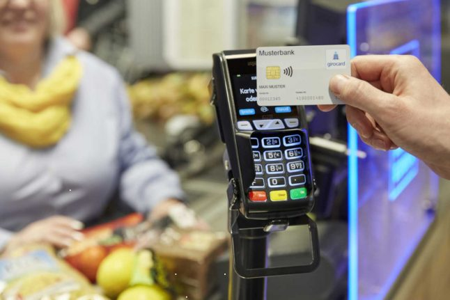 Cash-loving Germany switches to contactless payment due to coronavirus fears