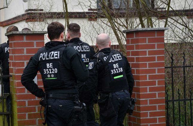 'We'll fight even in these times of crisis': German police carry out nationwide raids on far-right group