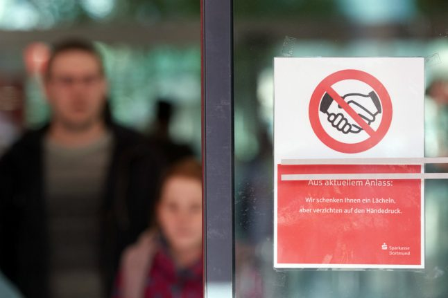 Coronavirus in Germany: 'Children should not be cared for by grandparents'