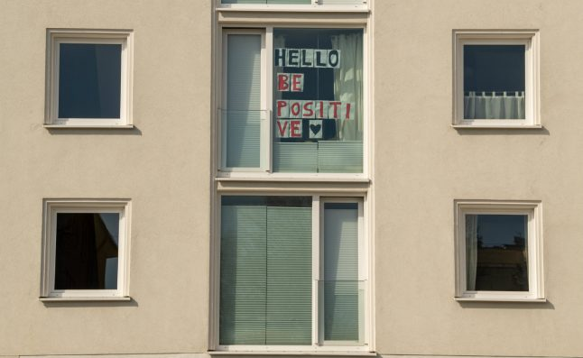 What's it like sharing a flat in Germany during the coronavirus pandemic?