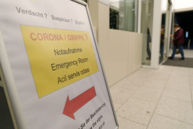 'Up to 10 million' in Germany could contract coronavirus in coming months