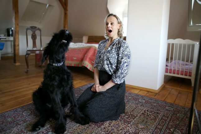 'I make sure the windows are closed': German opera musicians on rehearsing at home