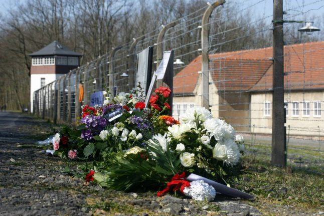 Buchenwald concentration camp quietly marks 75th anniversary of its liberation