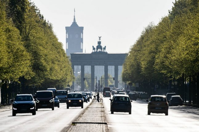 New rules and tougher penalties: Here's what's changing for drivers and cyclists in Germany