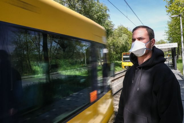 Germany to make '50 million face masks a month'