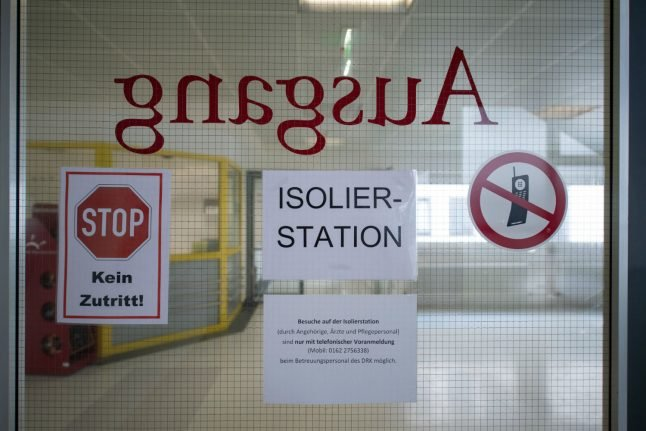 Each coronavirus-hit person 'infecting fewer than one' in Germany