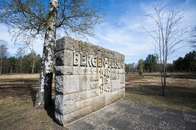 75 years later, Germany marks liberation of Bergen-Belsen Nazi camp