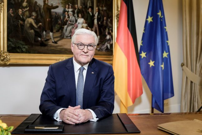 Pandemic not war but 'test of humanity': German president