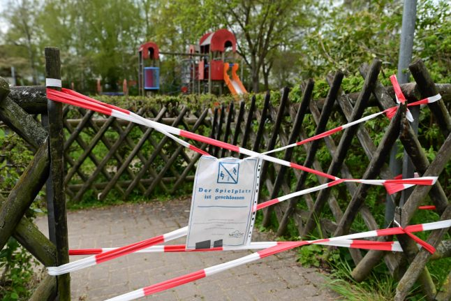 Coronavirus: Germany to reopen religious buildings, museums and playgrounds