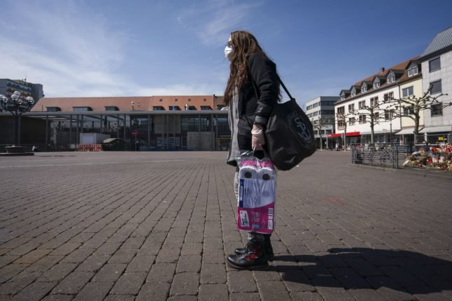 Expert Q&A: 'Social distancing will be needed in Germany for a very long time'