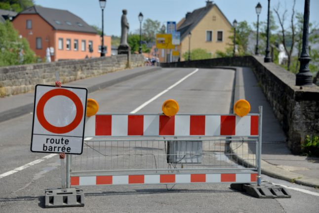 Germany aims to end coronavirus border controls by June 15th