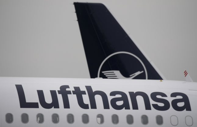 Ryanair plans to appeal Germany's Lufthansa rescue deal
